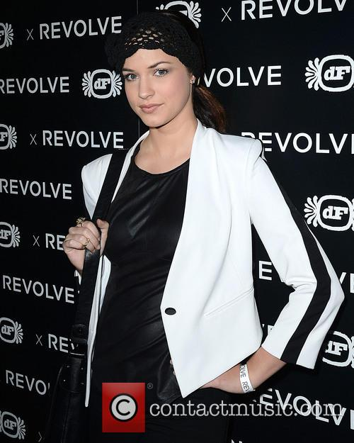 REVOLVE 10th Anniversary Party RED CARPET