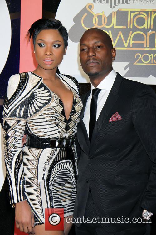Jennifer Hudson and Tyrese 2