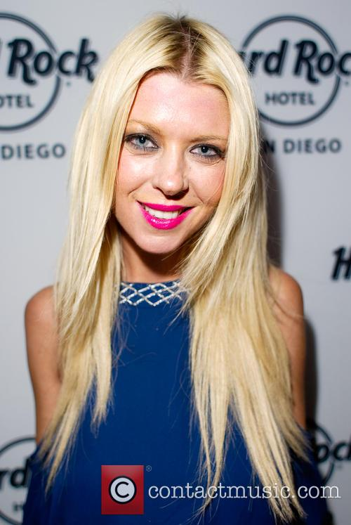 Tara Reid at the Hard Rock Hotel November 2013