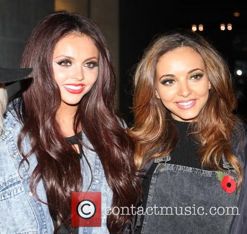 Little Mix, Jesy Nelson and Jade Thirwall 2