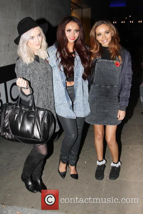 Perrie Edwards, Jesy Nelson and Jade Thirwall 2