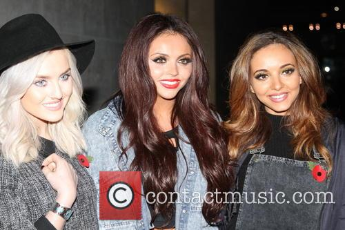 Perrie Edwards, Jesy Nelson and Jade Thirwall 4