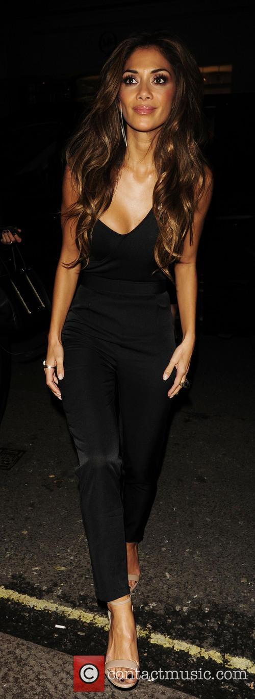 Nicole Scherzinger At Arts Club