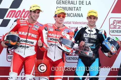Valencia, Jordi TORRES, Nicolas TEROL, Johann ZARCO