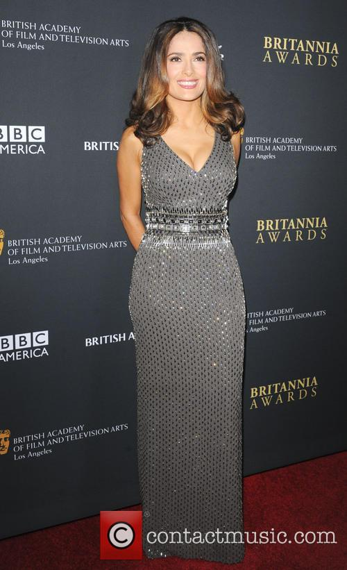 2013 BAFTA LA Jaguar Britannia Awards