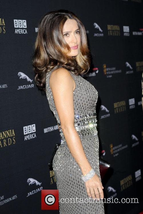 2013 BAFTA LA Jaguar Britannia Awards