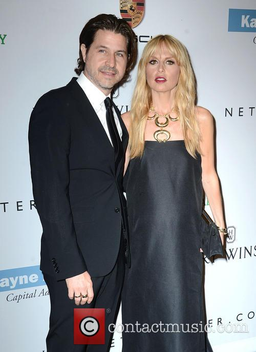 Rodger Berman and Rachel Zoe 1