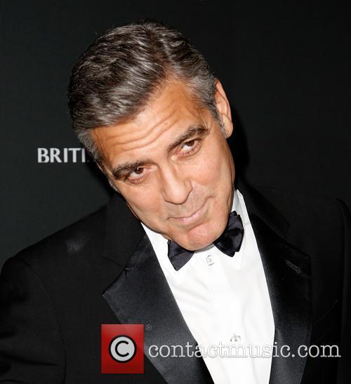 George Clooney BAFTA-LA