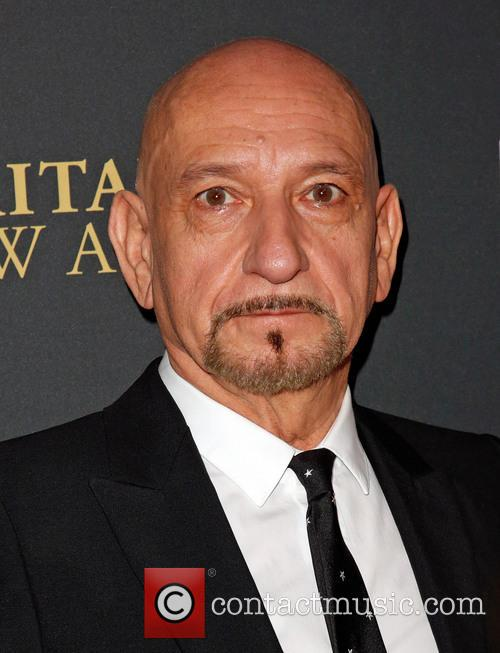 Sir Ben Kingsley, The Beverly Hilton Hotel, Beverly Hilton Hotel