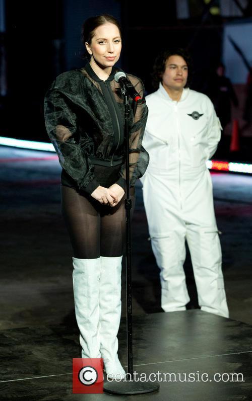 Lady Gaga, Brooklyn Navy Yard