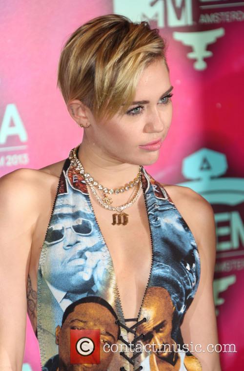 Miley Cyrus Marijuana