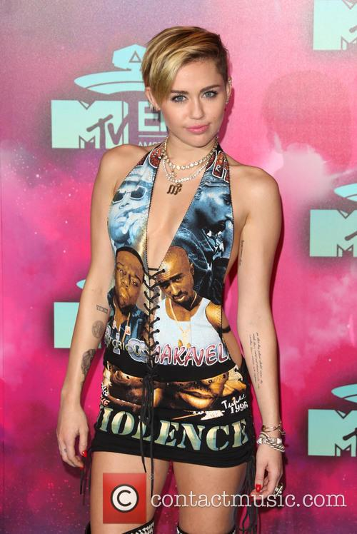 Miley Cyrus MTV Europe