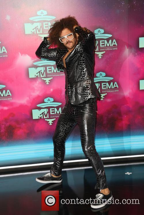 redfoo 20th mtv europe music awards  3946882