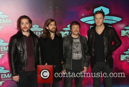 Imagine Dragons, MTV Europe Awards