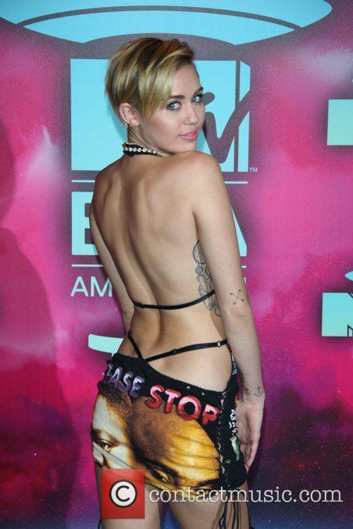 Miley Cyrus EMAs