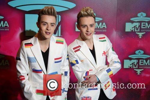 Jedward, John Grimes and Edward Grimes 1