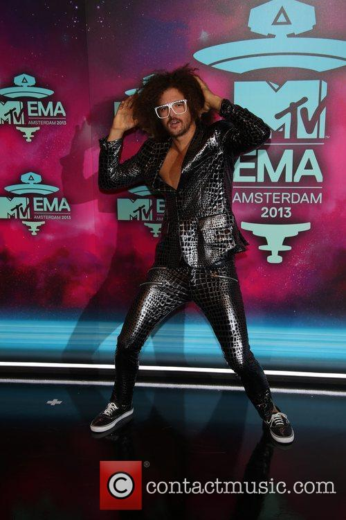 redfoo 20th mtv europe music awards  3947293