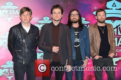 Kings Of Leon MTV Awards