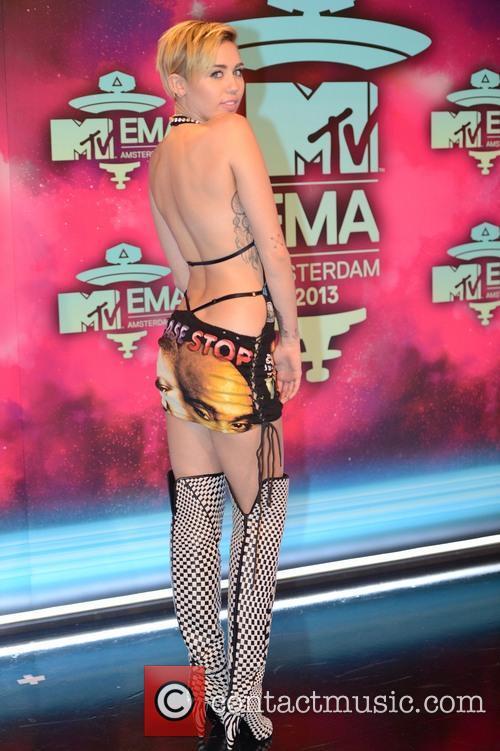 Miley Cyrus Europe