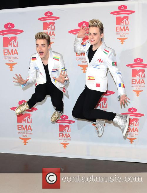 John, Edward and Jedward 2