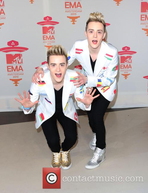 John, Edward and Jedward 3