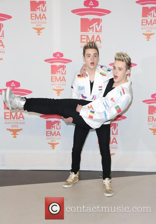 John, Edward and Jedward 5