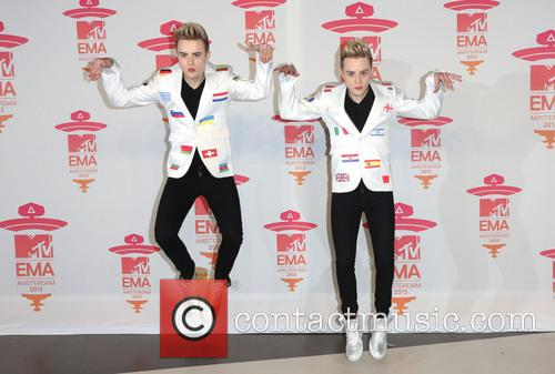 John, Edward and Jedward 1