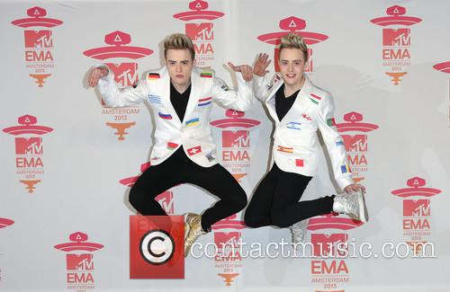 John, Edward and Jedward 6