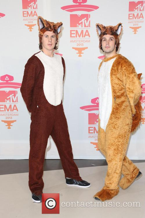ylvis mtv europe music awards emas 2013 3947076