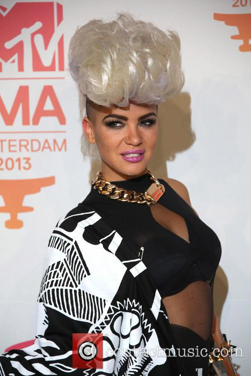 20th MTV Europe Music Awards - Press Room