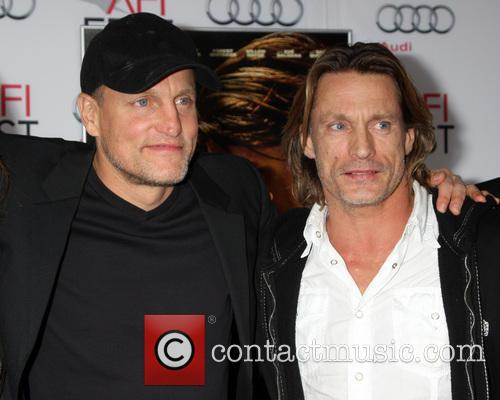 Woody Harrelson and Brett Harrelson 5