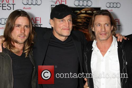 Woody Harrelson and Brett Harrelson 6