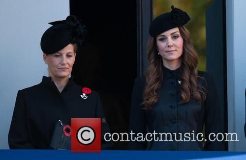 The Countess of Wessex and The Duchess of Cambridge 8