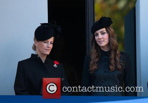 The Countess of Wessex and The Duchess of Cambridge 1