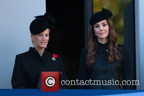 The Countess of Wessex and The Duchess of Cambridge 9
