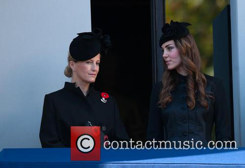 The Countess of Wessex and The Duchess of Cambridge 10