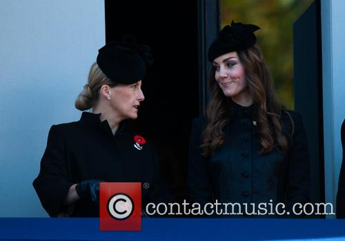 The Countess of Wessex, The Duchess of Cambridge