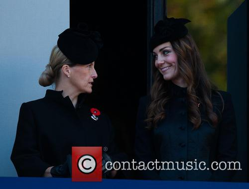 The Countess of Wessex and The Duchess of Cambridge 3