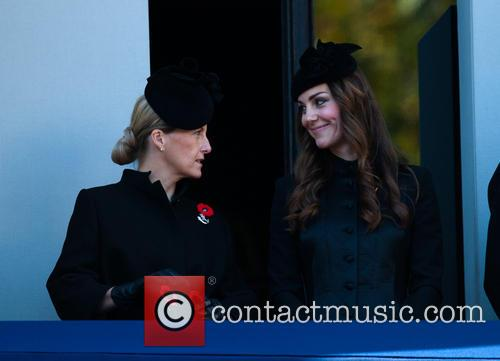The Countess of Wessex and The Duchess of Cambridge 4