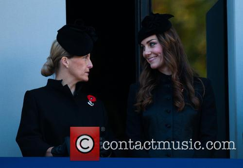 The Countess of Wessex and The Duchess of Cambridge 6