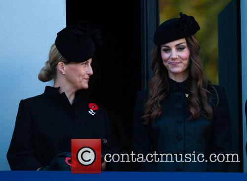 The Countess of Wessex and The Duchess of Cambridge 7