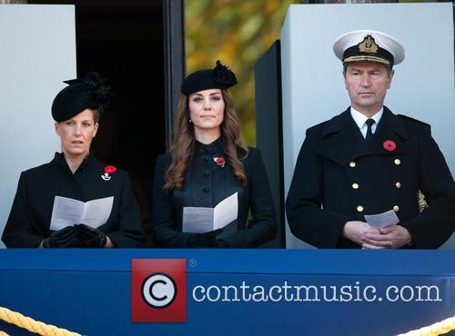 The Countess of Wessex and The Duchess of Cambridge 11