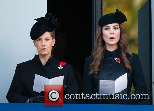 The Countess of Wessex and The Duchess of Cambridge 12