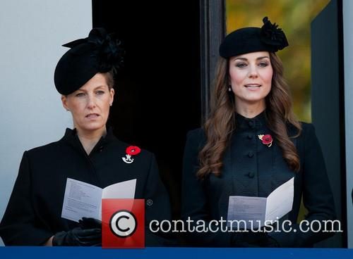 The Countess of Wessex and The Duchess of Cambridge 13