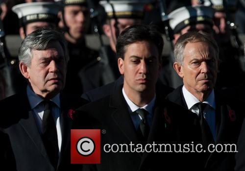 Gordon Brown, Ed Miliband and Tony Blair 2