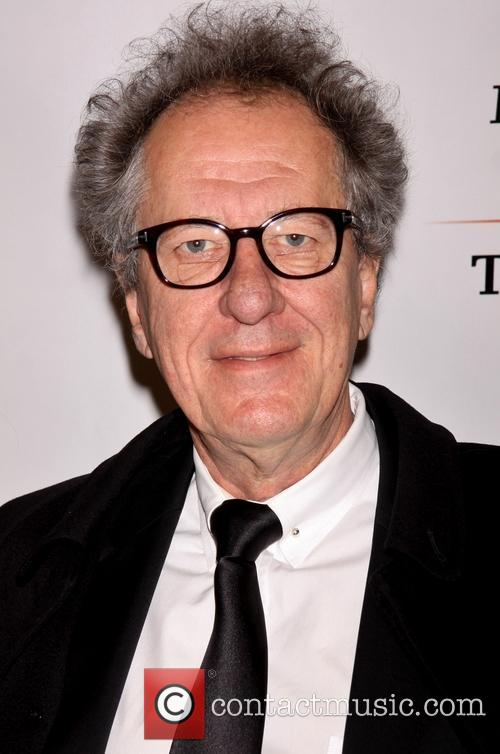 geoffrey rush richard iii opening day arrivals 3946698
