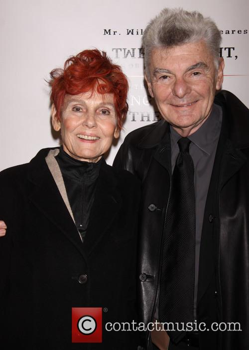 Paula Prentiss and Richard Benjamin 2