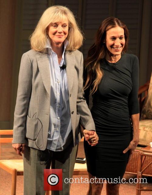 Sarah Jessica Parker and Blythe Danner 4