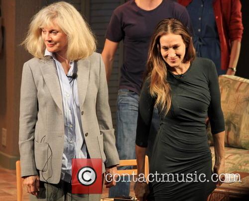 Sarah Jessica Parker and Blythe Danner 7
