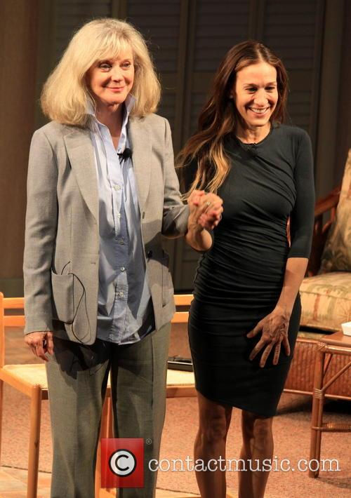 Sarah Jessica Parker stars in Commons of Pensicola